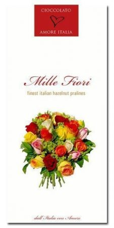 Amore Italia Mille Fiori mogyorós praliné válogatás