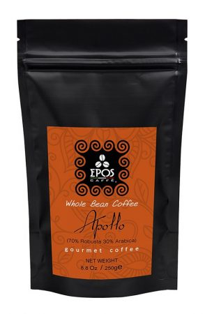 Epos Caffé Apollo kézműves szemes kávé 250 g