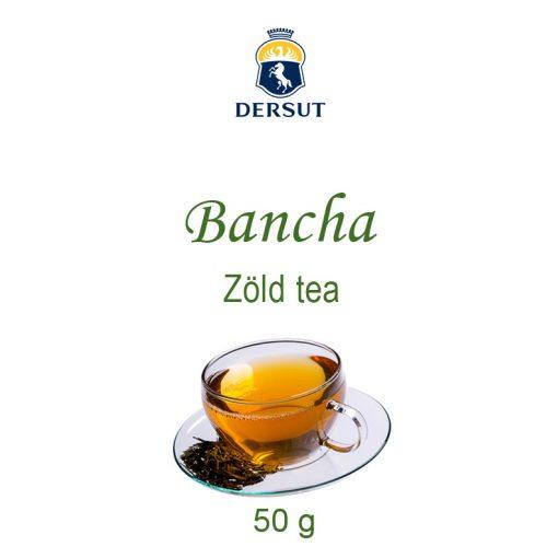 Dersut Bancha zöld tea 50 g