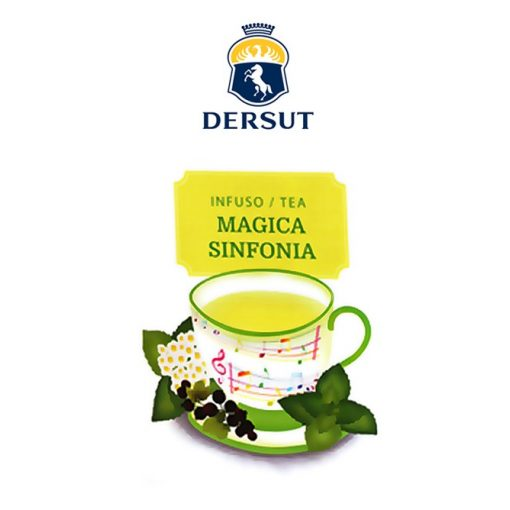 Dersut Mágikus Szimfónia tea 100 g