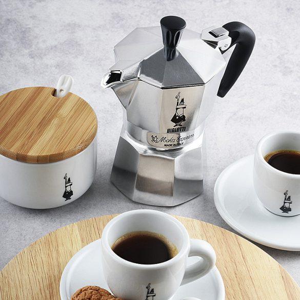 Bialetti Moka Express 3 személyes kotyogós kávéfőző