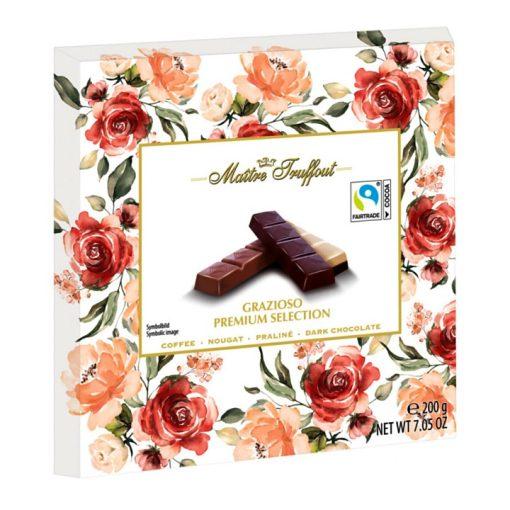 Maitre Grazioso Premium Selection csokoládé válogatás 200 g