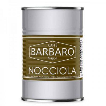 Caffé Barbaro mogyorós őrölt kávé 125 g