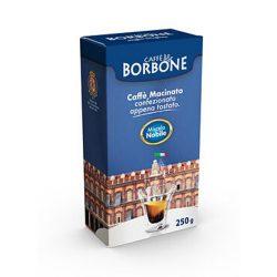 Caffé Borbone Moka Blu őrölt kávé 250 g