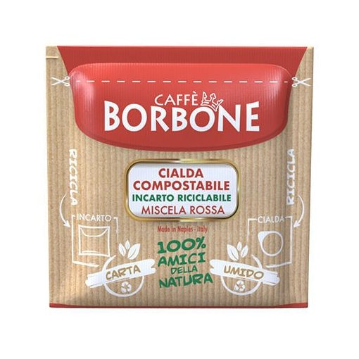Caffé Borbone Rossa ESE Pod kávépárna 10 db