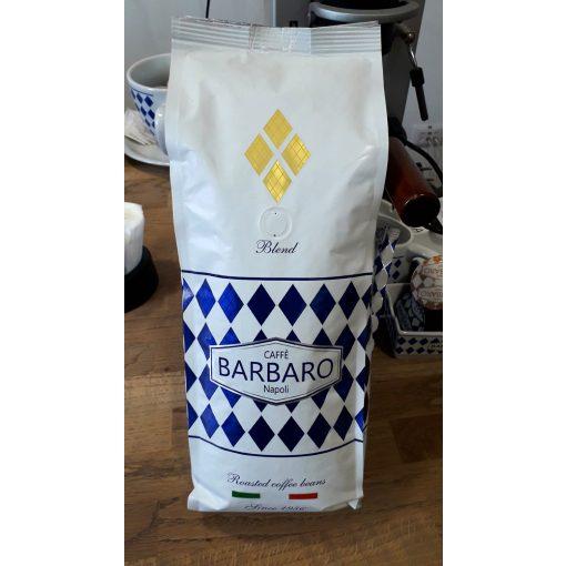 Caffé Barbaro Oro prémium 100% arabica szemes kávé 1 kg