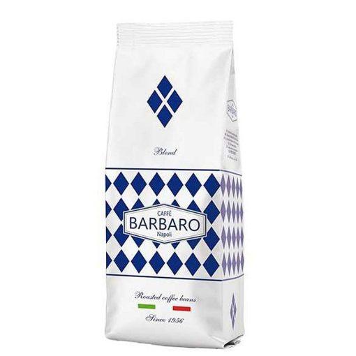 Caffé Barbaro Blu prémium olasz szemes kávé 1 kg