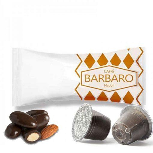 Caffé Barbaro mandulás csokis Nespresso kapszula 5 db