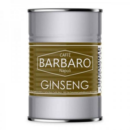 Caffé Barbaro ginzenges őrölt kávé 125 g