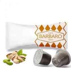 Caffé Barbaro pisztáciás prémium Nespresso kapszula 5 db