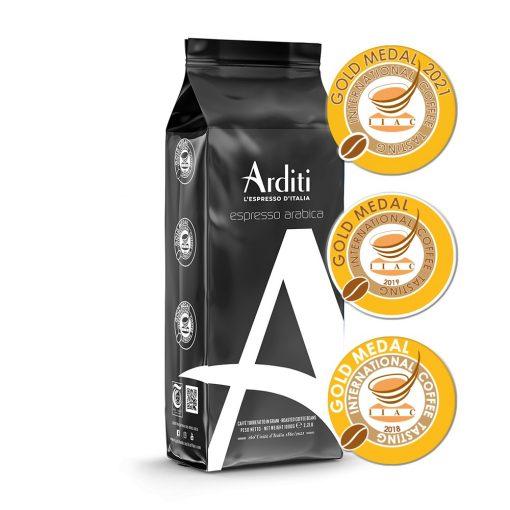 Arditi Espresso 100% Arabica kézműves szemes kávé 1 kg