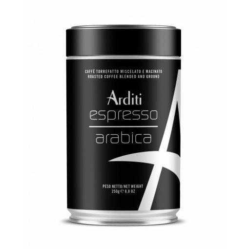 Arditi Espresso 100% Arabica őrölt kávé 250 g