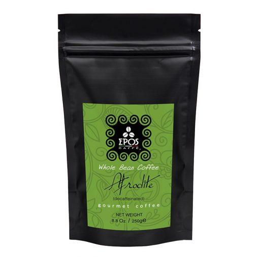 Epos Caffé Afrodite kézműves koffeinmentes szemes kávé 250 g