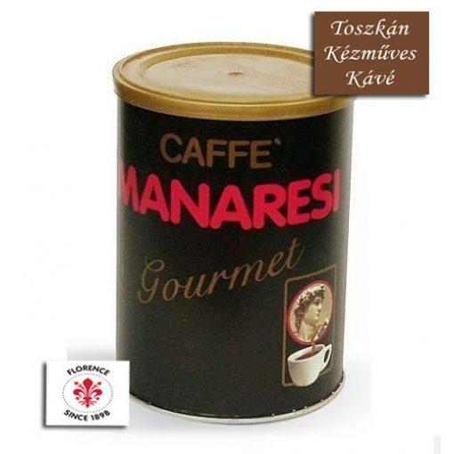 Caffé Manaresi Gourmet kézműves őrölt kávé 250 g