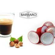 Caffé Barbaro prémium mogyorós Nespresso kavékapszula 5 db