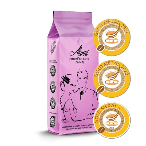 Alunni Luigina kézműves szemes kávé 1 kg