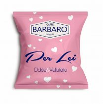 """Caffé Barbaro Per Lei """"a Női kávé"""" ESE pod kávépárna"""