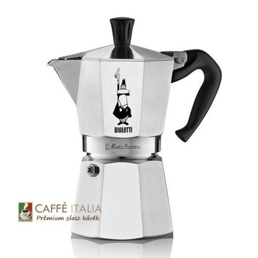 Bialetti Moka Express 6 személyes kávéfőző