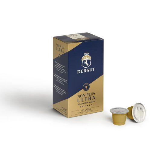 Dersut Non Plus Ultra 100% arabica Nespresso kapszula 10 db