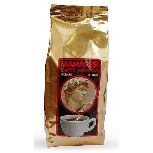 Caffé Manaresi Gold Espresso olasz kézműves szemes kávé 1 kg