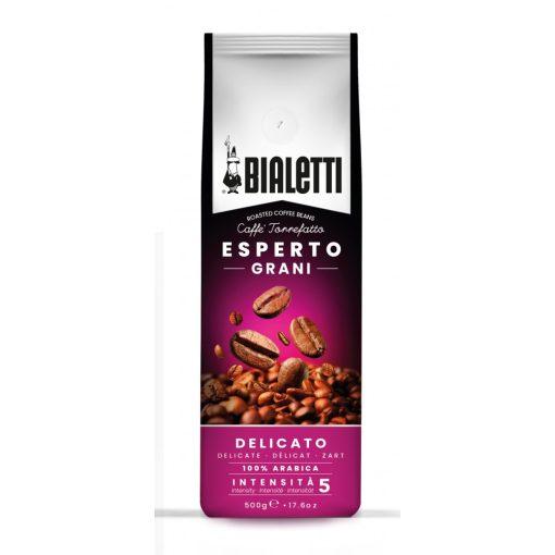 Bialetti Delicato szemes kávé 500 g