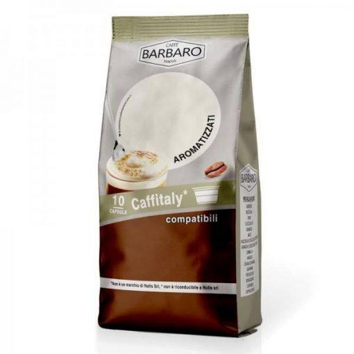 Caffé Barbaro Cortado Tchibo Cafissimo kompatibilis kapszula