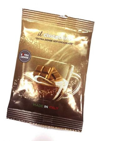Stradiotto extra sűrű olasz mentás forró csokoládé 25 g