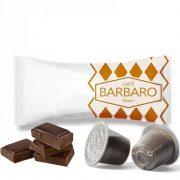 Caffé Barbaro prémium csokis Nespresso kávékapszula 5 db