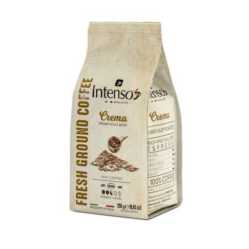 Intenso Crema prémium olasz őrölt kávé 250 g