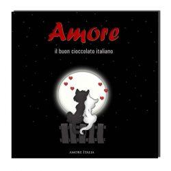 Amore Italia Amore prémium olasz praliné válogatás 100 g