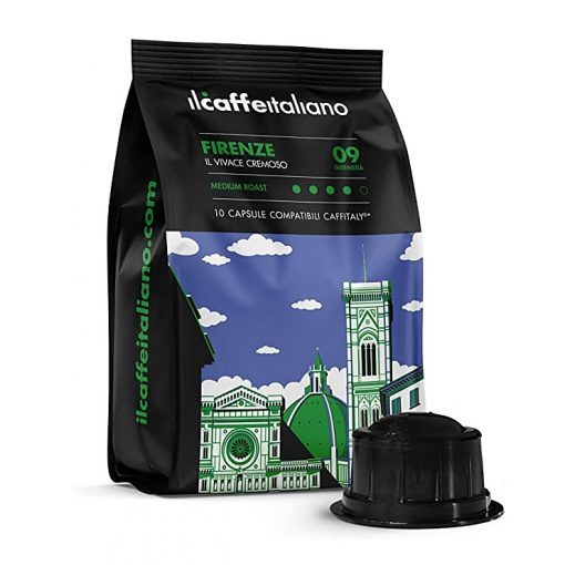 Il Caffé Italiano Firenze Tchibo kompatibilis prémium olasz kapszula 10 db