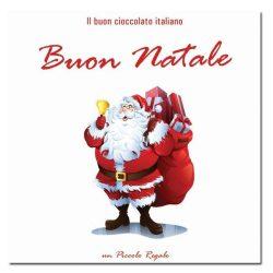 Amore Italia Buon Natale prémium olasz csokoládé praliné 100 g