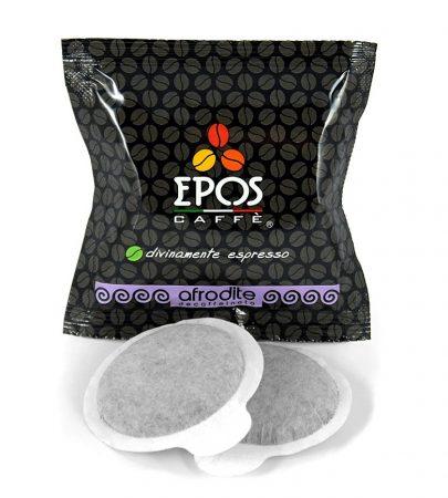 Epos Caffé Afrodite kézműves koffeinmentes ESE Pod kávépárna
