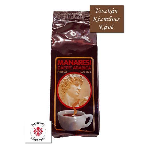 Caffé Manaresi Super Bar kézműves szemes kávé 500 g